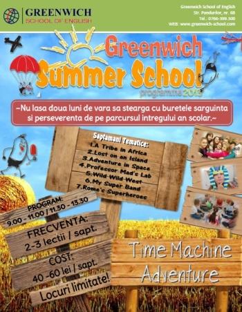 poster summer school 2013
