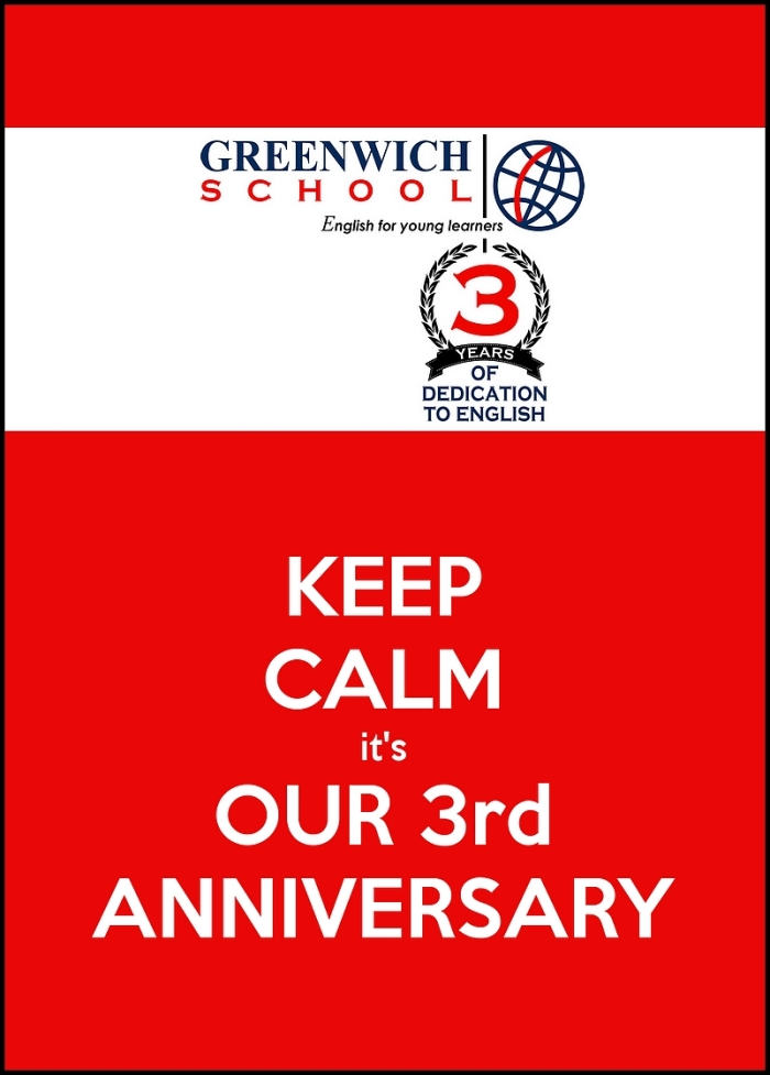 GSE 3RD ANNIVERSARY